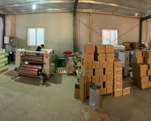 美燕包装工厂展示