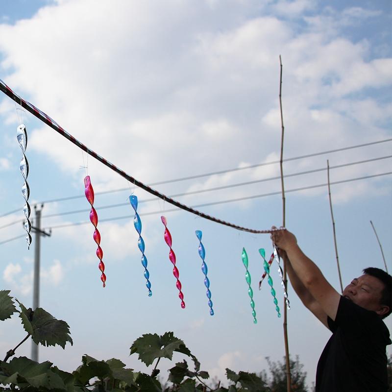 驱鸟棒反光条吓鸟,亚马逊反光条,厂家批发反光条定制