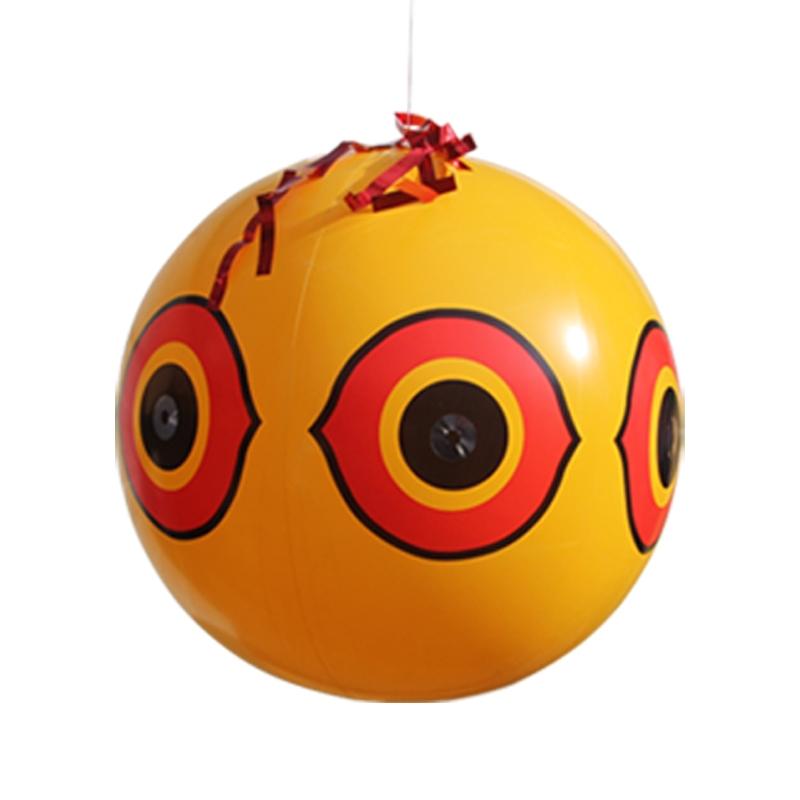 驱鸟气球,恐怖眼气球,恐怖眼驱鸟